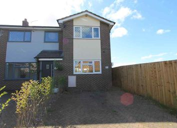 Thumbnail 2 bed semi-detached house for sale in Grenville Close, Haslington, Crewe