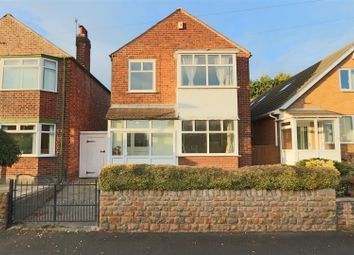 Thumbnail 3 bed detached house for sale in Ingram Road, Highbury Vale, Nottingham