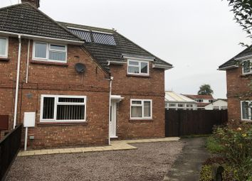 Thumbnail 3 bed semi-detached house to rent in First Avenue, Pennygate, Spalding