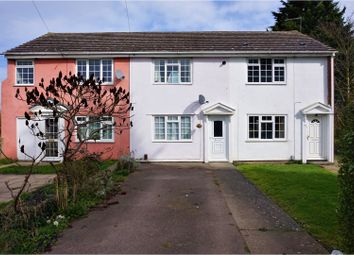 Thumbnail 2 bedroom terraced house for sale in Fingringhoe Road, Colchester