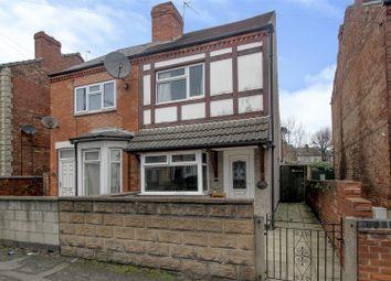 Thumbnail 3 bed terraced house for sale in Nottingham Road, Ilkeston