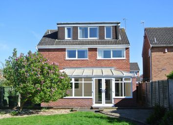 Thumbnail 5 bedroom detached house for sale in Oakfield Road, Shifnal, Shropshire.