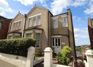 Thumbnail 4 bed semi-detached house for sale in Nelson Road, Hastings