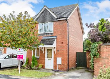 Thumbnail 2 bed end terrace house for sale in Violet Close, Corby