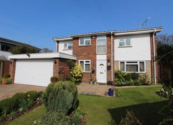 Thumbnail 4 bedroom detached house for sale in Ruffetts Way, Burgh Heath, Tadworth