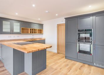 Thumbnail 5 bed detached house for sale in Gravel Lane, Barton Stacey, Winchester