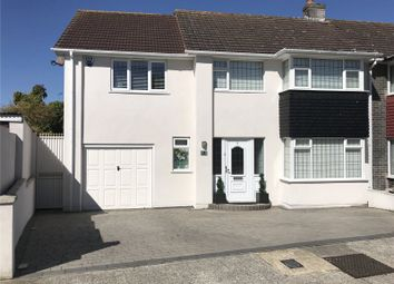 Thumbnail 5 bed semi-detached house for sale in Caliph Close, Riverview Park, Gravesend, Kent