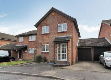 Thumbnail 3 bed detached house for sale in Beaver Close, Horsham, West Sussex