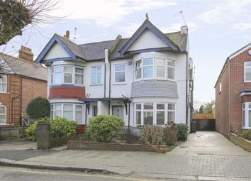 Thumbnail 4 bed semi-detached house for sale in Langley Park, Mill Hill, London