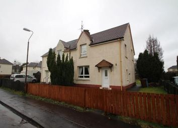 Thumbnail 3 bed semi-detached house for sale in Mavisbank Street, Airdrie, North Lanarkshire