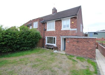 Thumbnail 3 bed semi-detached house for sale in Vale Road, Midway, Swadlincote