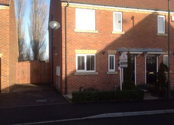 Thumbnail 3 bedroom semi-detached house to rent in Stormont Grove, Inkersall, Chesterfield