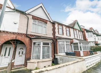 Thumbnail 3 bed terraced house for sale in Bayswater Road, Handsworth, Birmingham, West Midlands