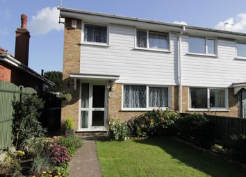 Thumbnail 3 bedroom semi-detached house for sale in Church Path, Deal