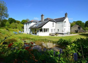 Thumbnail 4 bedroom farm for sale in Bere Alston, Yelverton