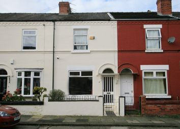 Thumbnail 2 bed terraced house for sale in Ravenoak Avenue, Manchester