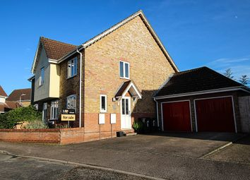 Thumbnail 2 bed semi-detached house for sale in Kingfisher Drive, Burwell