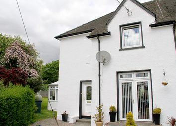 3 bed semi-detached house for sale in Foulis Road, Inveraray PA32