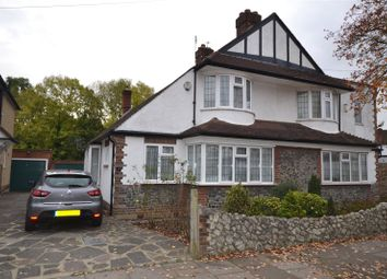Thumbnail 2 bedroom semi-detached house for sale in Great Bushey Drive, Totteridge, London