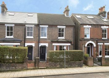 Thumbnail 3 bed semi-detached house for sale in Stanhope Road, St Albans, Hertfordshire