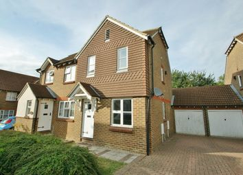 Thumbnail 2 bed terraced house to rent in Bradbridge Green, Ashford