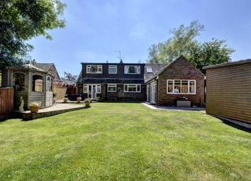 Thumbnail 4 bed detached bungalow for sale in Main Road, Naphill, High Wycombe