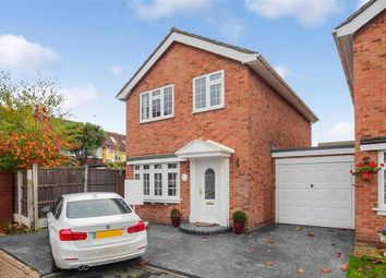 Thumbnail 3 bed link-detached house for sale in The Orchard, Wickford, Essex