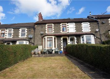 Thumbnail 3 bed terraced house for sale in Highfield Terrace, Pontypridd