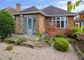 Thumbnail 2 bed detached bungalow for sale in Balmoral Drive, Bramcote, Nottingham