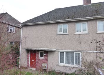 Thumbnail 3 bedroom semi-detached house for sale in Greenway Road, Rumney, Cardiff
