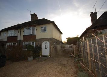 Thumbnail 3 bed semi-detached house for sale in Framfield, East Sussex