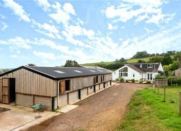 Thumbnail 3 bed bungalow for sale in Hillside, Clandon Farm, Beaminster, Dorset