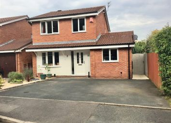 Thumbnail 3 bed detached house for sale in Buttermere Drive, Priorslee, Telford