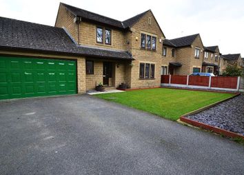 Thumbnail 4 bed detached house for sale in Cross Road, Idle, Bradford