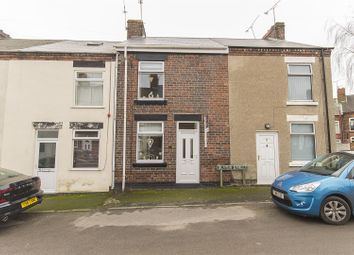 Thumbnail 2 bed terraced house for sale in Slater Street, Clay Cross, Chesterfield