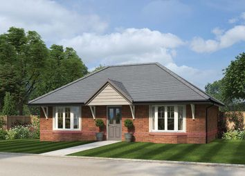 Thumbnail 2 bed bungalow for sale in River View, Highfield Road, Lydney, Gloucestershire