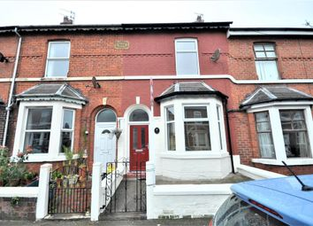 Thumbnail 3 bed terraced house to rent in North Albion Street, Fleetwood, Lancashire