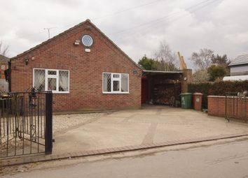 Thumbnail 3 bed bungalow for sale in Railway Street, Barnetby