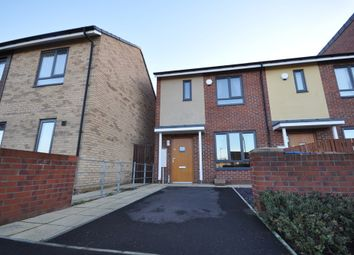 Thumbnail 2 bed semi-detached house for sale in Sherbourne Road, Sunderland