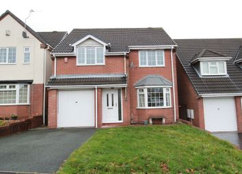 Thumbnail 4 bed detached house for sale in Willotts Hill Road, Waterhayes Village, Newcastle