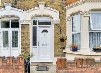 Thumbnail 4 bedroom terraced house for sale in Crofton Road, Plaistow