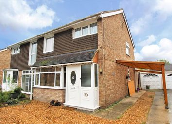 Thumbnail 4 bed semi-detached house for sale in Underwood Road, Reading