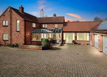 Thumbnail 4 bed detached house for sale in Hawksworth Road, Screveton, Nottingham