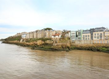Thumbnail 3 bed flat for sale in Marine Parade, Clevedon