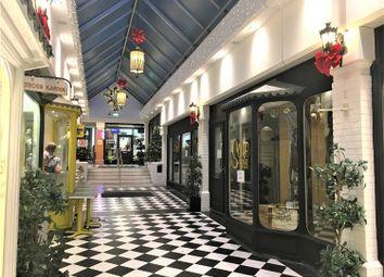 Retail premises to let in Regent Arcade, Brighton BN1