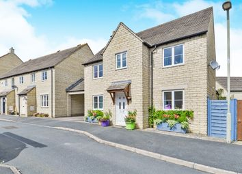 Thumbnail 4 bed detached house for sale in Woodrush Gardens, Carterton