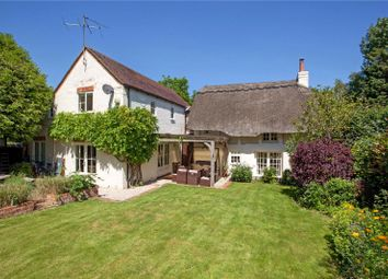 Thumbnail 4 bed detached house for sale in Hurst, Reading, Berkshire