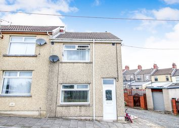 Thumbnail 2 bed end terrace house for sale in St Annes Crescent, Bargoed