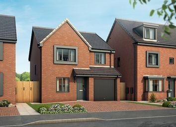 "Thumbnail 4 bed detached house for sale in ""The Rowingham"" at Glaisher Street, Everton, Liverpool"