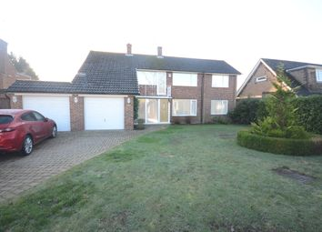 Thumbnail 4 bed detached house to rent in Copse Mead, Woodley, Reading